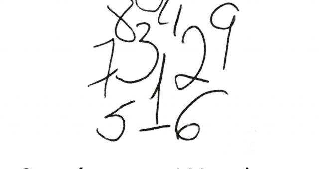 Os números | numbers