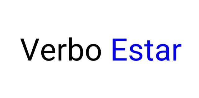 O verbo Estar | Verb To be