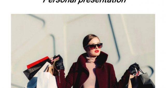 Apresentação pessoal |Personal presentation